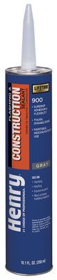 Henry Cement Flashing and Construction Sealant 10.1 oz. Gray