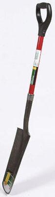 Ace 29 in. Fiberglass D-Handle Drain Spade