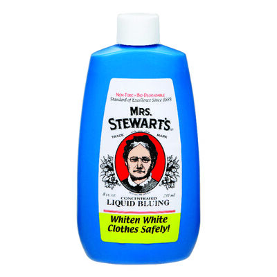 Mrs. Stewart's Unscented Scent Laundry Whitener Liquid 8 oz.