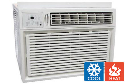 Air Conditioner 25000 BTU 230V with Heat
