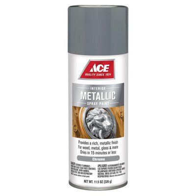 Ace Chrome Metallic Spray Paint 11.5 oz.