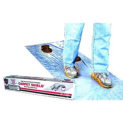 Surface Shields Carpet Shield Self-Adhering Film 3 mil x 24 ft. W x 200 ft. L Polyethylene Clea