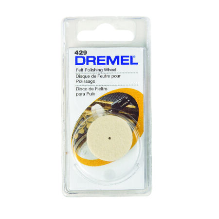 Dremel Buffing Stone Felt Polishing Wheel 1 pk