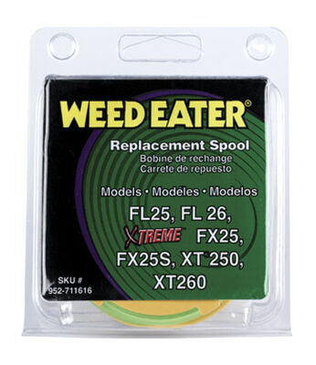Weed Eater Xtreme Replacement Line Trimmer Spool 0.080 in. Dia.