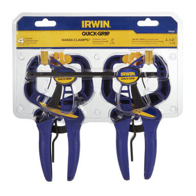Irwin 2 in. L Grip Clamps