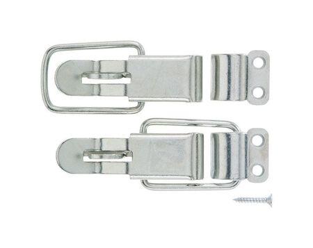 Ace Zinc Lockable Drawer Catch 2 pk