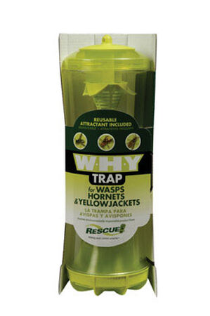 Rescue WHY Powder Yellow Jacket and Wasp Trap .781 oz.