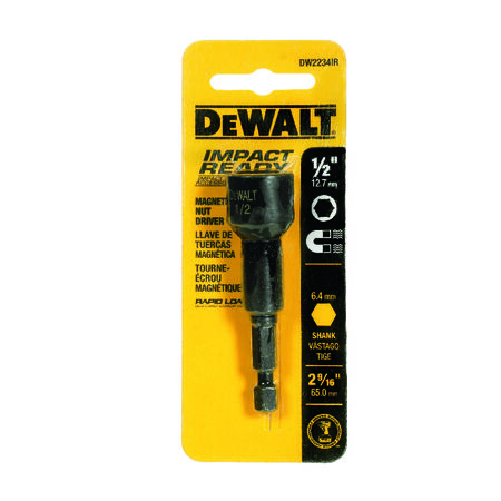 """1/2"""" x 2-9/16"""" Magnetic Nut Driver - IMPACT READY(R)"""