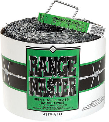 Rangemaster Barbed Wire 1320 ft. L