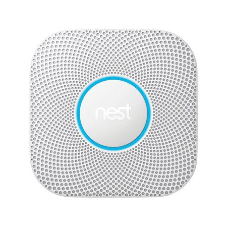 Nest Protect Hard-Wired Split-Spectrum Connected Home Smoke and CO Detector