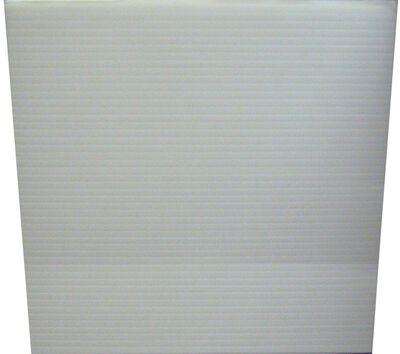 Plaskolite Corrugated Plastic Sheet .157 in. x 18 in. W x 24 in. L