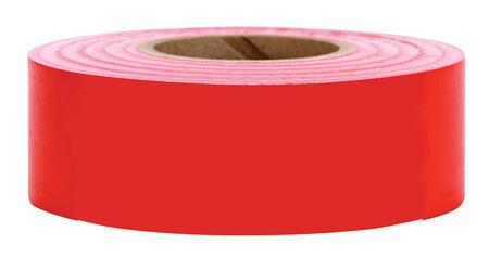 C.H. Hanson Red Non-adhesive PVC