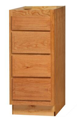 Chadwood Kitchen Base Cabinets 15D