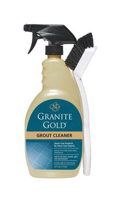 Granite Gold 24 oz. Grout Cleaner with Brush