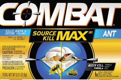 Combat Max Bait Station Ant Killer .21 oz.