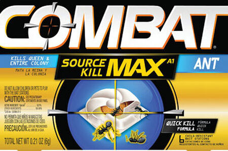 Combat Max Bait Station Ant Killer .21 oz.