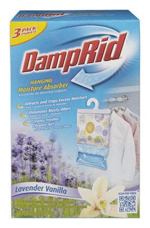 DampRid Lavender Vanilla Hanging Moisture Absorber 42 oz.