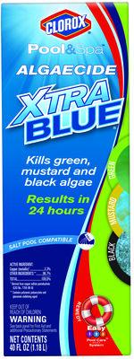 Clorox Algaecide XtraBlue 40oz