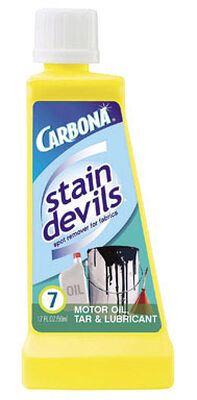 Carbona Stain Devils Motor Oil Tar & Lubricant 1.7 oz. Stain Remover