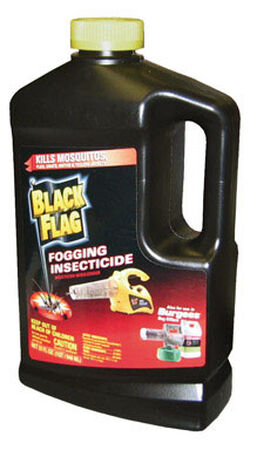 Black Flag Fogging Insect Killer For Flying Insects 32 oz.