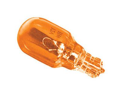 Paradise Incandescent Light Bulb 4 watts Low Voltage T5 Orange 4 pk