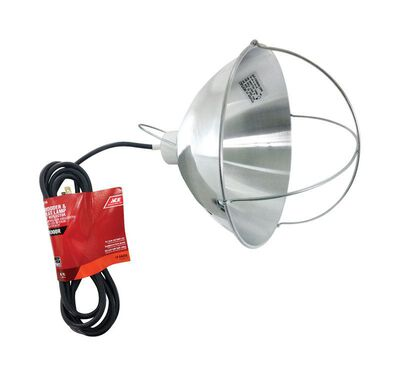 Ace 250 watts Brooder and Heat Lamp 6 ft. L