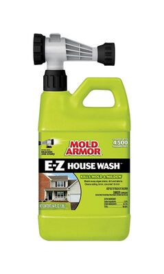 Mold Armor EZ House Wash Liquid 64 oz.