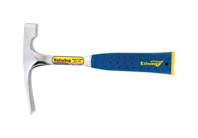Estwing 20 oz. Smooth Face Forged Steel Pick Hammer Forged Steel