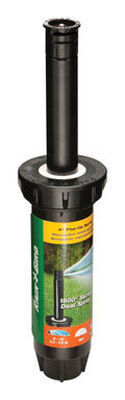 Rain Bird 1800 Series 4 in. H Half-Circle Pop-Up Sprinkler 15 ft.