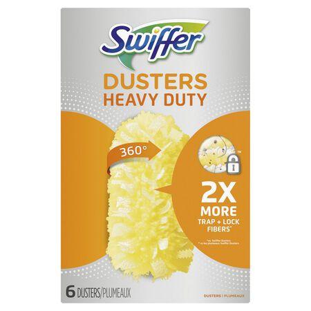 Swiffer 360 Fiber Duster Refill 6 pk