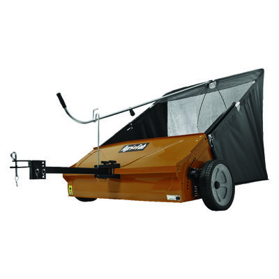 Agri-Fab Lawn Sweeper Tow Behind 25 cu. ft.