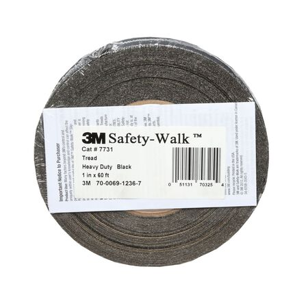 3M Anti Slip Tape Black