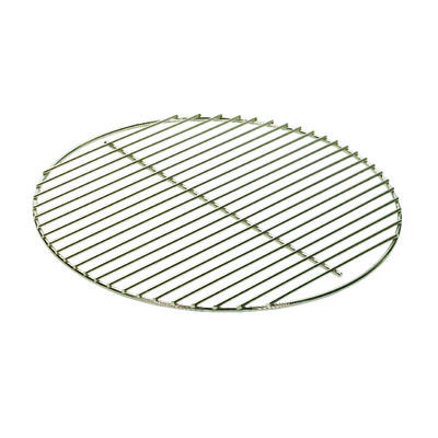 Weber 18-1/2 in. Kettle Plated Steel Charcoal Grate 0.4 in. H x 13-1/2 in. W x 13.5 in. D