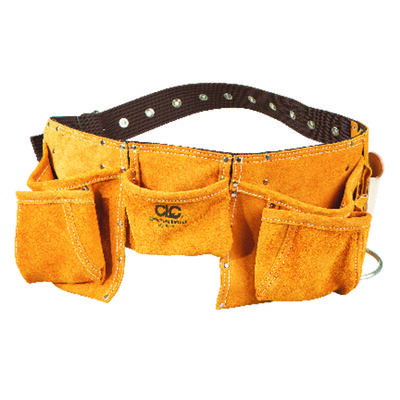 CLC Heavy Duty Suede Leather Work Apron 29 in.