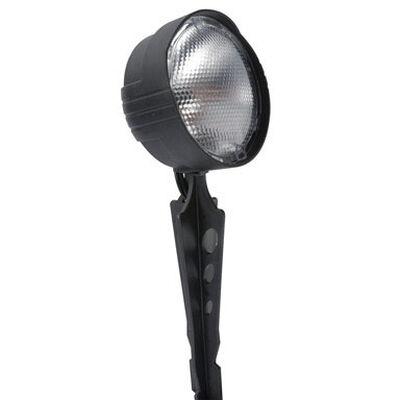 Paradise Low Voltage Incandescent Spot Light Black 4 watts 1 pk