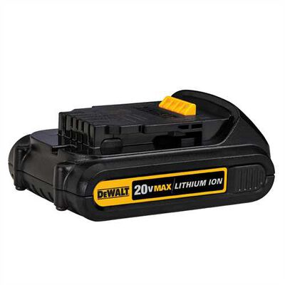 20V MAX* Lithium Ion Compact Battery Pack (1.5 Ah)