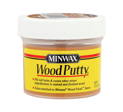 Minwax Cherry Wood Putty 3.75 oz.
