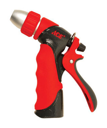 Ace Adjustable Hose Nozzle Die-Cast Zinc