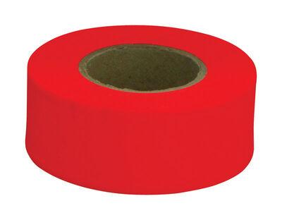 C.H. Hanson Orange Non-adhesive PVC