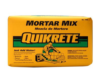 Cement mortar mix 80 lb