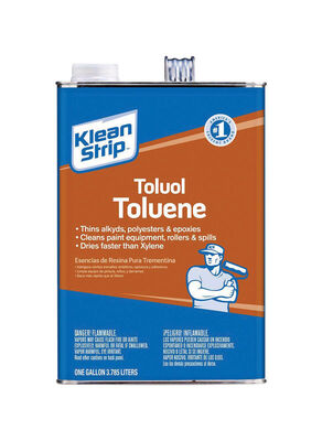 Klean Strip Toluene Paint Thinner 1 gal.