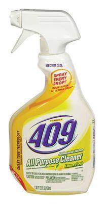 Formula 409 22 oz. Fresh Lemon Scent Anti-Bacterial Kitchen Cleaner
