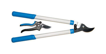 Ace 2 Piece Steel Lopper Pruner Set