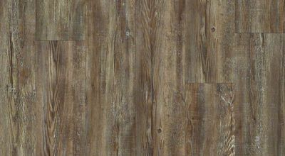 Resilient Vinyl plank carton - Tattered Barnboard