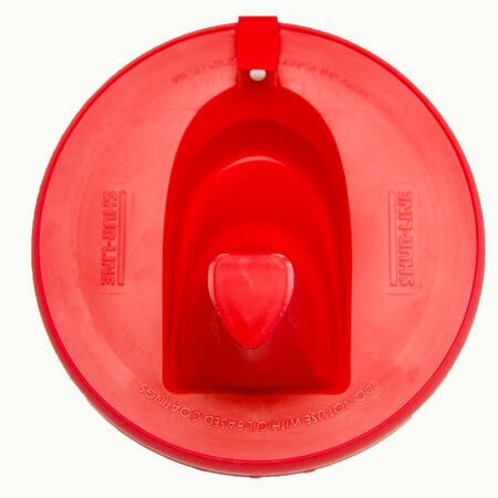 Shur-Line Red 1 gal. Plastic Bucket Lid