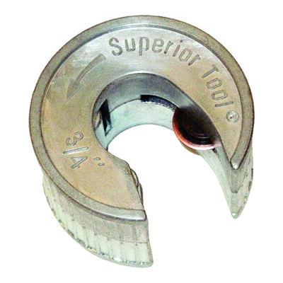 Superior Tool 3/4 in. Dia. Pipe Cutter