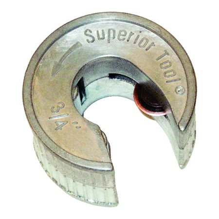 Superior Tool 3/4 in. Dia. Pipe Cutter