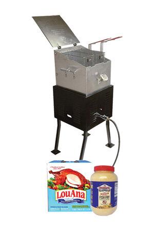King Kooker Louisiana Frying Kit