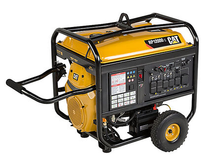 Generator CAT RP12000 E