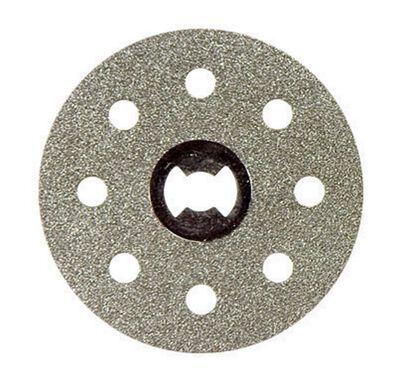 Dremel EZ Lock 1-1/2 in. Dia. x .023 in. thick Diamond Wheel